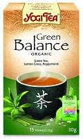 Yogi Tea, Green Balance, Krav!