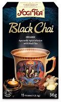 Yogi Tea, Black Chai, Krav!