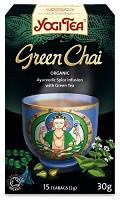 Yogi Tea, Green Chai, Krav!