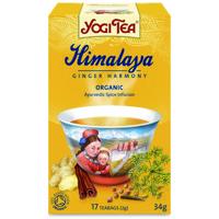 Yogi Tea, Himalaya. Krav!