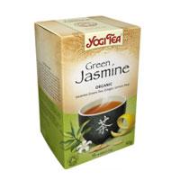 Yogi Tea, Green Jasmine. Krav!