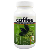 grönt kaffe tabletter